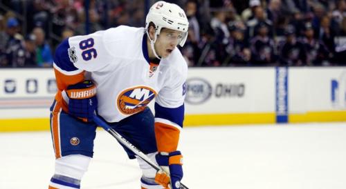 Nikolay Kulemin New York Islanders