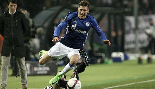Bundesliga: Kann Heidel Kolasinac und Goretzka halten?