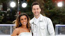 Dancing on Ice's Melody Thornton insists she's 'not a dancer'