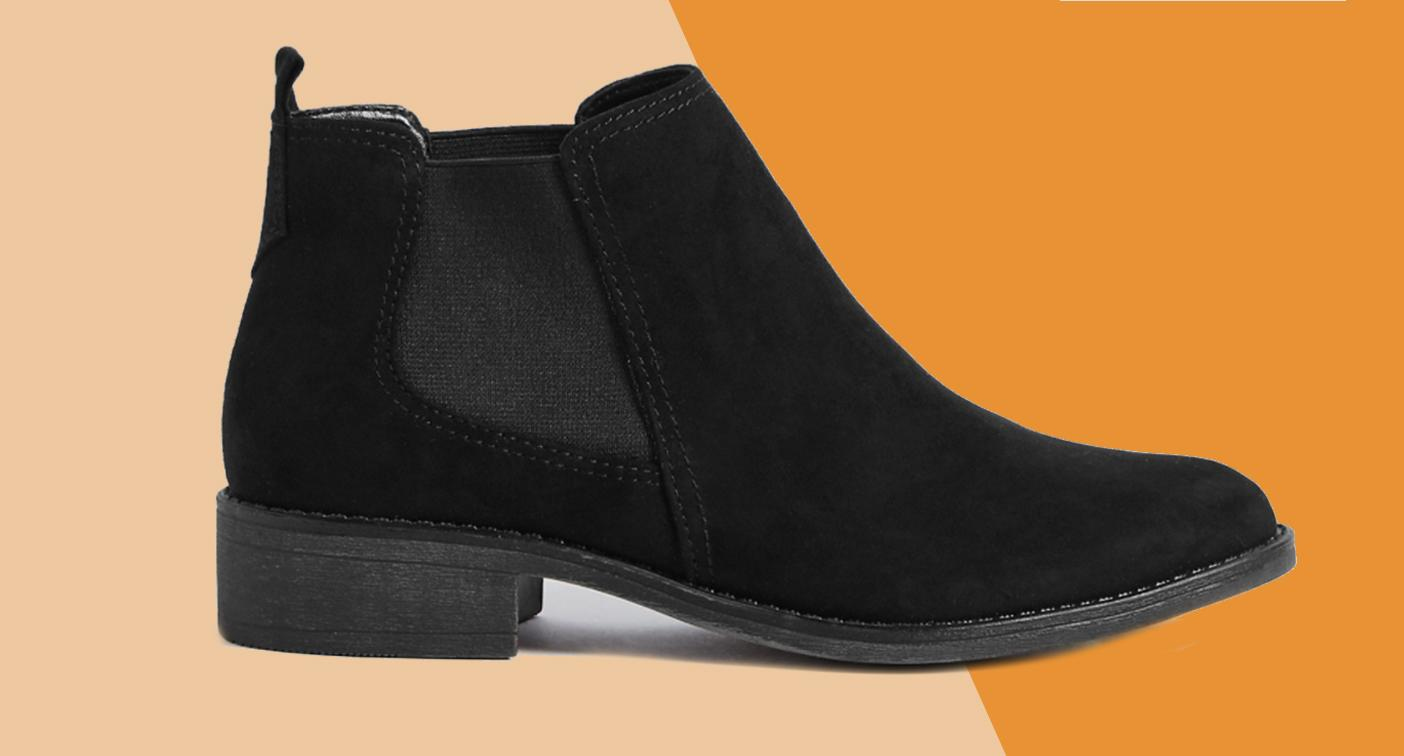 These Marks & Spencer ankle boots are