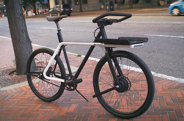 You'll soon get the chance to buy Teague's e-bike of the future