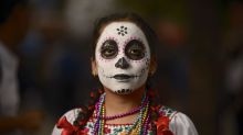 Stunning Day Of The Dead Portraits Capture The Holiday's Unique Beauty