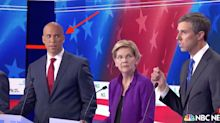 Cory Booker Reveals Why He Shot 'The Look' At Beto O'Rourke During The Debate