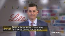 Eli Lilly's earnings beat expectations, and its improved outlook overcomes regulatory setback
