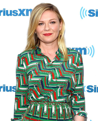 Kirsten Dunst is set to move into the Hollywood Walk of Fame. (Photo: Ben Gabbe/Getty Images)