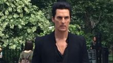 First Look At Matthew McConaughey In Stephen King's The Dark Tower