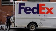 FedEx stock plunges as outlook prompts four analyst downgrades