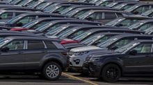 UK car production tumbles to 'worst in a generation'
