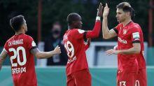 Charles Aránguiz entre ellos: Lucas Alario eligió a sus tres compañeros más cercanos en el Bayer Leverkusen
