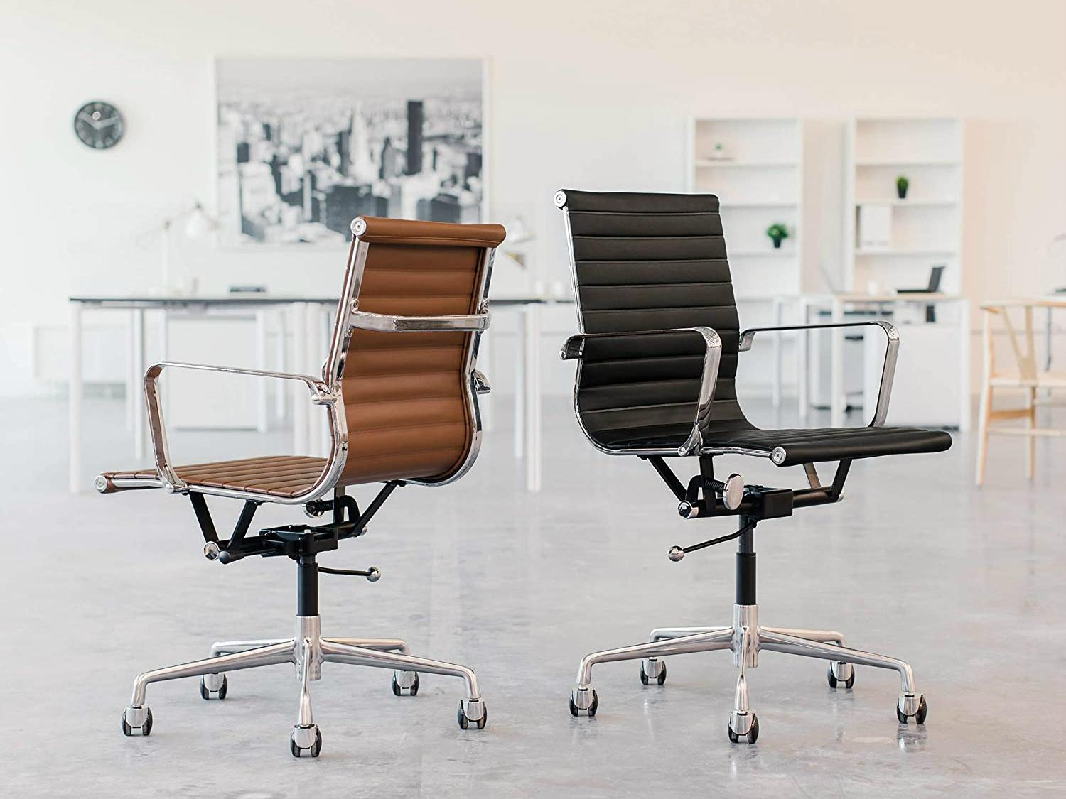 The Best-Designed Office Chairs For a Stylish and Productive Home Office