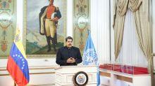 En el corazón de Venezuela, los partidarios de Maduro avivan una ola de protestas