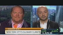 New York City's Culinary Climate