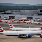 Shares in easyJet and other travel firms were long due a quarantine tumble