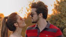 'A gente nunca passou tanto tempo junto', diz noiva de Luan Santana sobre quarentena