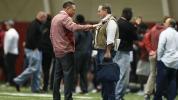 Alabama hires Butch Jones ... as 'an intern'