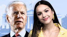 Olivia Rodrigo to meet with Biden, Fauci to promote vaccines