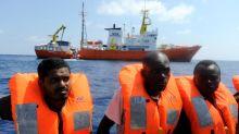 L'Aquarius privé de pavillon : deux ONG dénoncent «la pression» de l'Italie sur le Panama