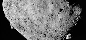 NASA probe makes startling find on asteroid