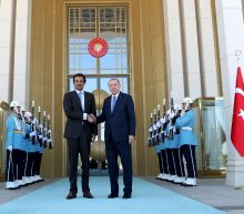 Qatar promises $15 bn investment in Turkey: presidency