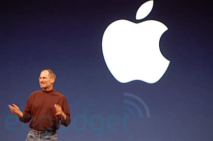"""Steve Jobs live -- Apple's """"The beat goes on"""" special event"""