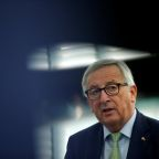 EU executive head Juncker to talk to British PM on Friday