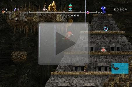 Spelunker HD brings the fragile explorer to PSN November 23