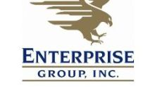 Enterprise Group Announces Results for Third Quarter 2020