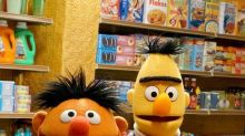 Tras años de rumores confirman que Beto y Enrique, de Plaza Sésamo, son una pareja gay