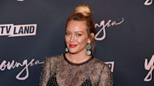 "Hilary Duff Dyed Her Hair ""Icy"" Blonde for the Winter"