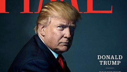 Time names Trump Person of the Year
