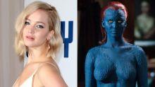 Jennifer Lawrence había prometido no volver a X-Men ¡pero cambió de parecer!