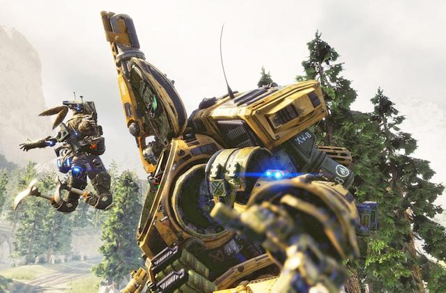 'Titanfall' returns to mobile as a real-time strategy game