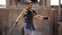Russell Crowe siente culpa por haber ganado el Óscar con 'Gladiator'