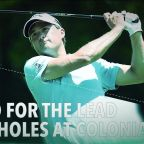 Four Players Tied Atop Dean Deluca Invitational Leaderboard after 36 Holes