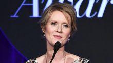 ¡'Miranda' para Gobernadora! Cynthia Nixon anuncia candidatura