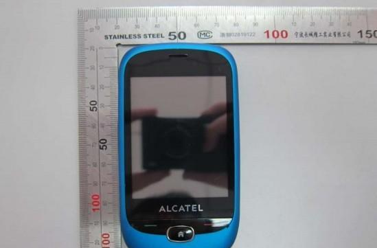 Alcatel Onetouch 905A gets measured by the FCC, receives a stamp of approval for AT&T