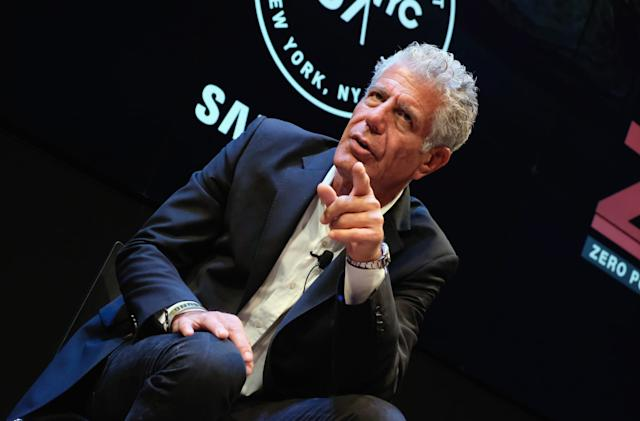 Netflix will keep streaming Anthony Bourdain's 'Parts Unknown'