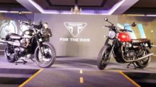 Triumph's New Street Duo Launched in India, Here's a First Look