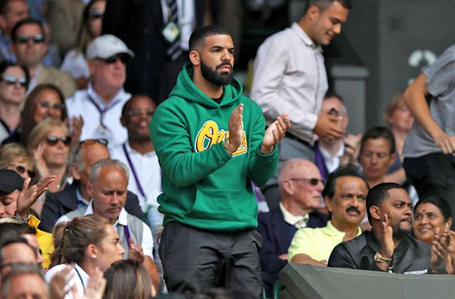Drake's latest streaming record: first artist to 50 billion streams