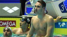 Kristof Milak, swimmer who broke Michael Phelps world record, recovering from coronavirus