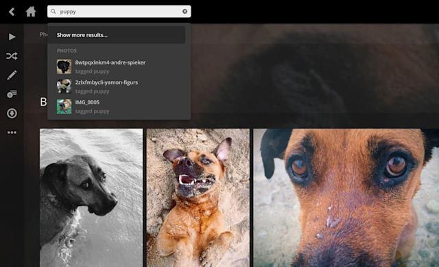 Plex's machine learning tech auto-tags photos for you