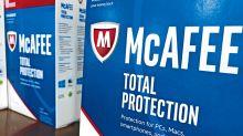 McAfee獲私募基金洽購