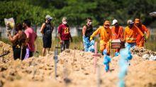 Covid, in Brasile 729 vittime in un giorno