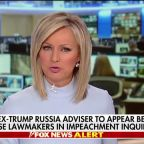 Ex-Trump Russia adviser arrives on Capitol Hill for questioning in impeachment inquiry