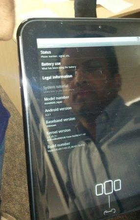 Alleged HP TouchPad running Android appears, can be yours on eBay (update: and another one!)