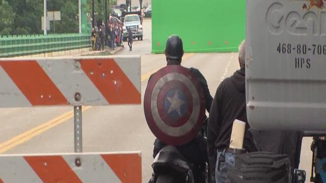 Local businesses draw movie fan crowds into their shops