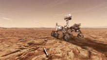NASA推名字送上火星計劃 網上免費領虛擬火星太空船電子機票