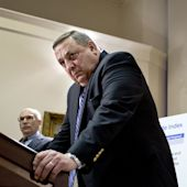 It Is Possible That Maine Governor Paul LePage Has Cracked Up