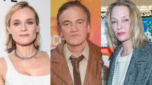 Diane Kruger reacts to being pulled into Quentin Tarantino, Uma Thurman dispute