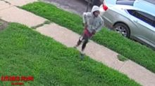 Philadelphia police seek gunman who walked up and fired shots into an SUV killing a man inside